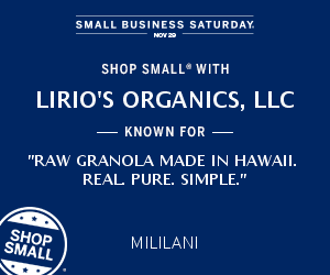 Lirios Organics Shop Small